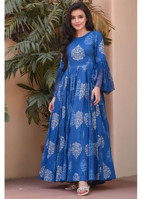Traditional Contemporary Clothing Long Dress Design Designer Dresses Long Frocks