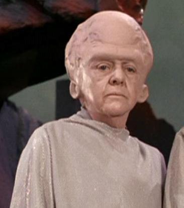 "Felix Silla as a Talosian in the original ""Star Trek ..."