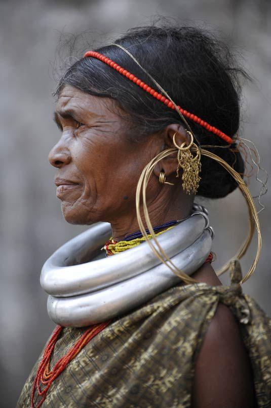 Gadaba tribal woman in Orissa © Hong Mei