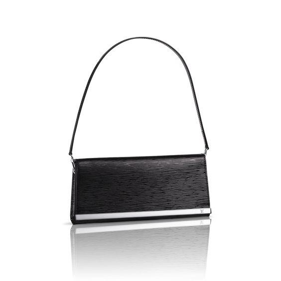 Sevigne Clutch via Louis Vuitton