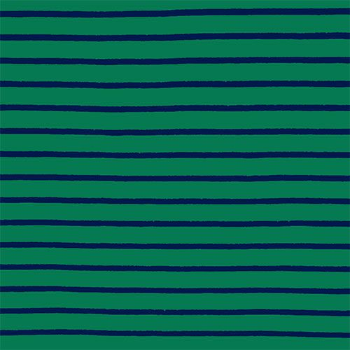 Blue And Green Stripe Cotton Rayon Spandex Knit Fabric 6 50 Perfect Fabrics Pinterest Stripes Online S