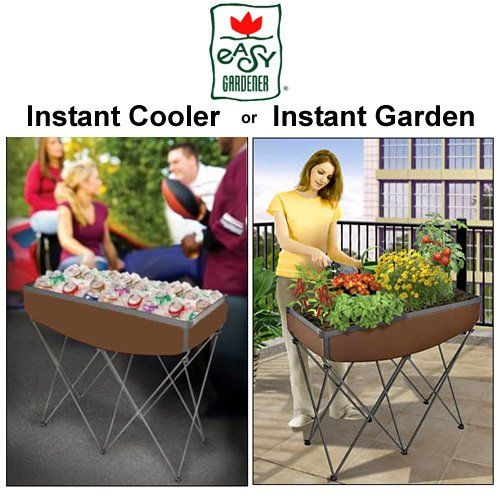 QUICK AND EASY GARDEN & COOLER