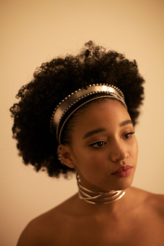 What does a teen style icon — known for breaking boundaries with her wardrobe and her words — wear to her first-ever Met Gala? For Amandla Stenberg, that answer is a custom three-piece suit.