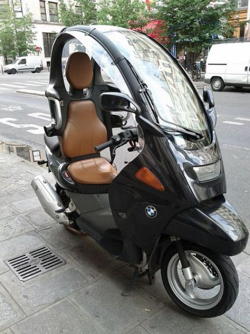 Bmw Scooter Motorcyclesandscooter Vehicles Motorcycles And