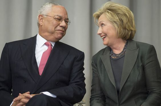 Colin Powell explained to Hillary Clinton how he circumvented State Department servers in 2009 email