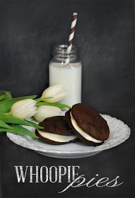 Dear Lillie: Whoopie Pies