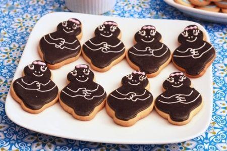 Barbapapas cookies