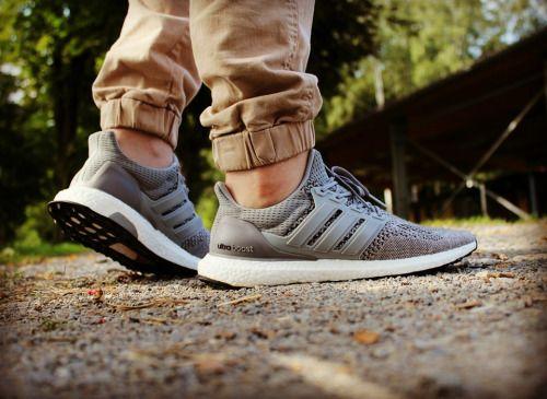 Adidas Ultra Boost 'Wool Grey' (by Jonathan Stadler)