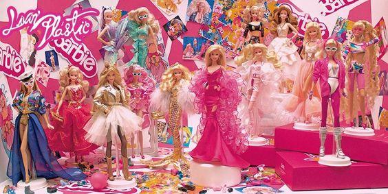 Barbie Colección y  versión de Servando Hernández.