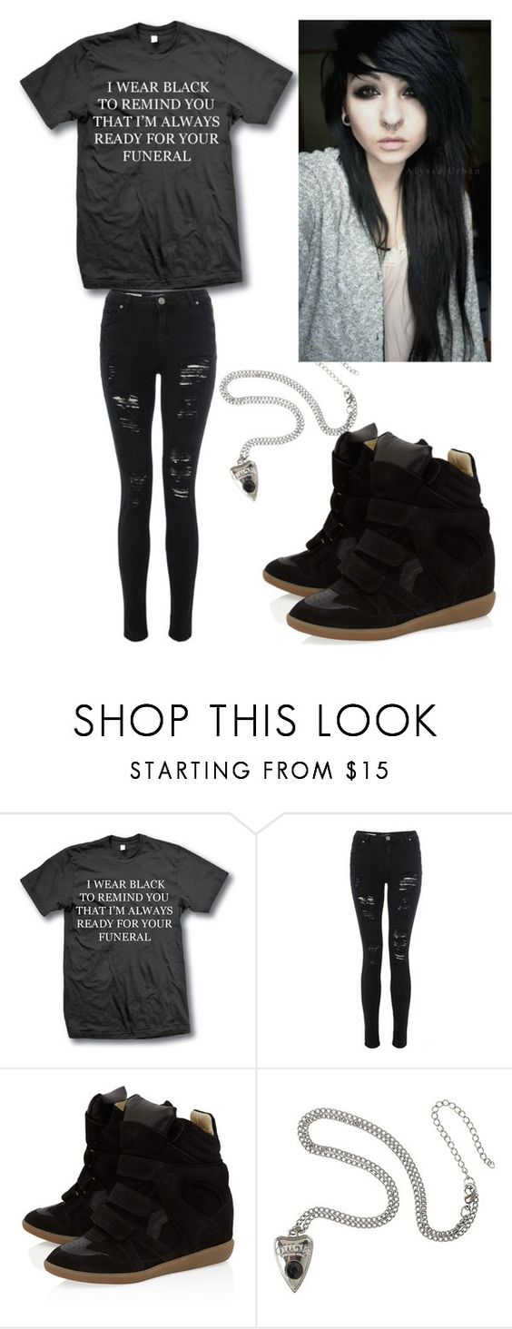 """""""Untitled #1076"""" by george-ryan-ross-the-third ❤ liked on Polyvore featuring Isabel Marant"""