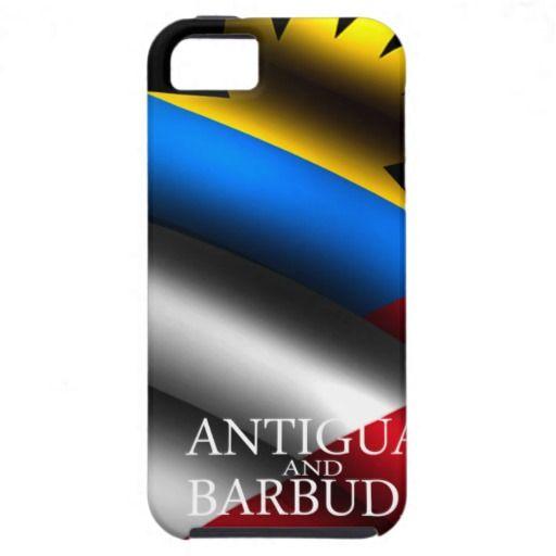 Antigua and Barbuda Flag Iphone 5 Case