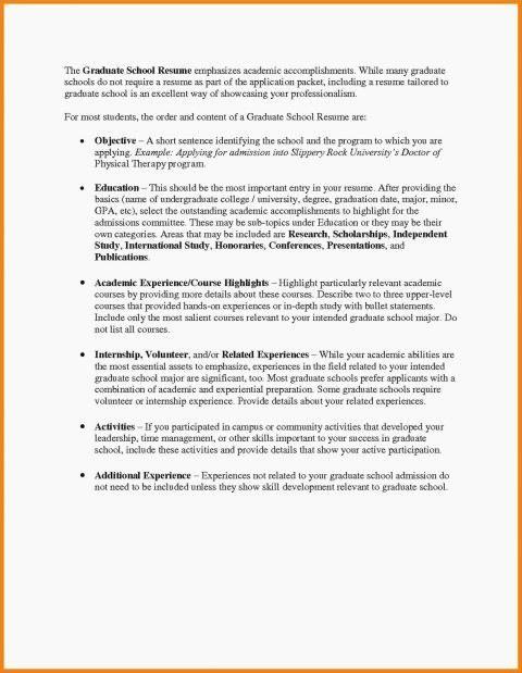 73 New Stock Of Sample Resume Academic Achievements Examples