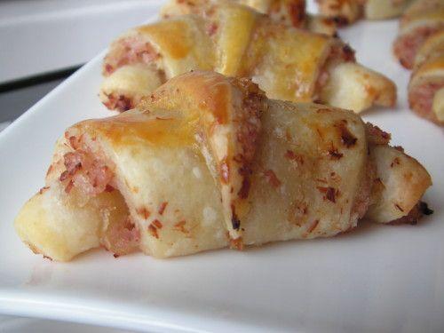 Croissants lardons oignons c secrets gourmands blog de cuisine recettes faciles pr parer - Recette a preparer a l avance ...
