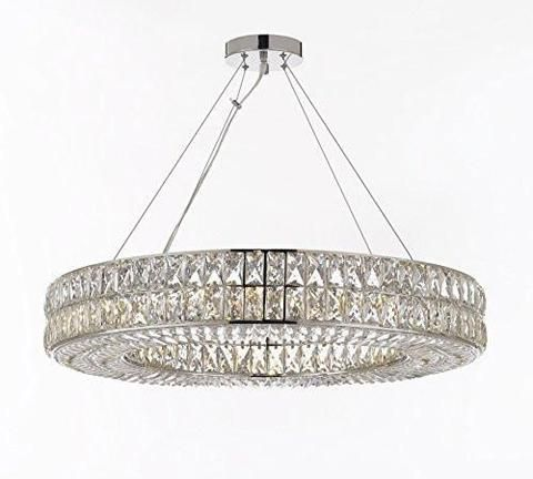 Chandelier French Empire Crystal