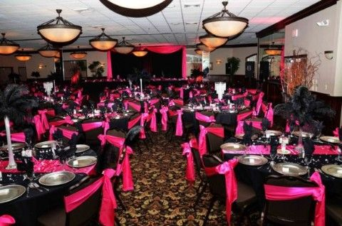 formal sweet 16 party decoration ideas Masquerade Party Ideas