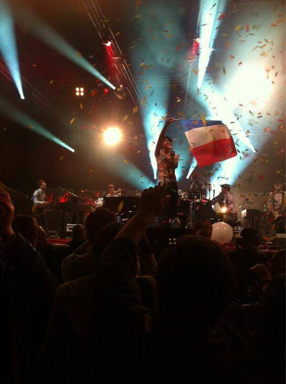 bastille france concert