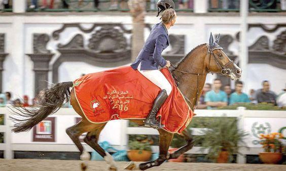 Le Suisse Alain Jufer décroche le Grand Prix SAR le Prince Héritier Moulay El Hassan - LE MATiN