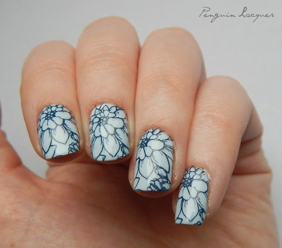 Stamping with MoYou London The Pro 06