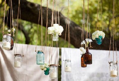 hang some jars