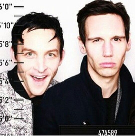 Robin lord taylor and cory smith