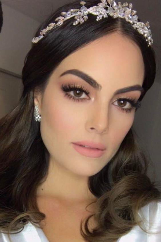 36 Attractive Wedding Makeup Looks Bride Makeup Natural Best