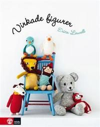 Virkade figurer by Erica Laurell