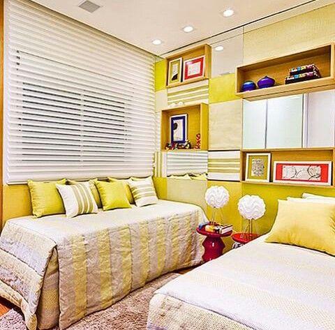 Inspiração ♡ #interiores #design #interiordesign #decor #decoração #decorlovers #archilovers #inspiration #ideias #dormitórioteen #quartoteen #bedroom #teenroom #quartodemenina #bohrerarquitetura