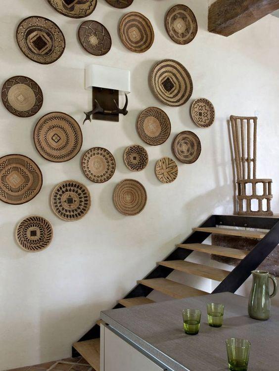 L'artisanat africain : une nouvelle façon d'habiller nos murs