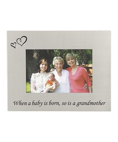 displaying the deep bond between grandmothers and grandchildren is simple with this adorable frame it features loving words and room for a sweet family