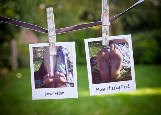 My bare soles in the park, 2013, feet pic, toes, feet polaroids pegged on washing line