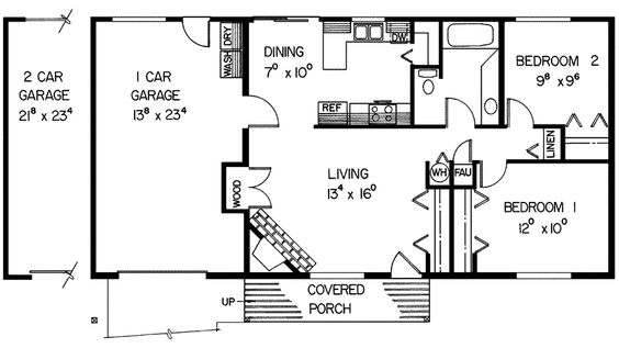 House plans home and brown on pinterest for Www houseplansandmore com