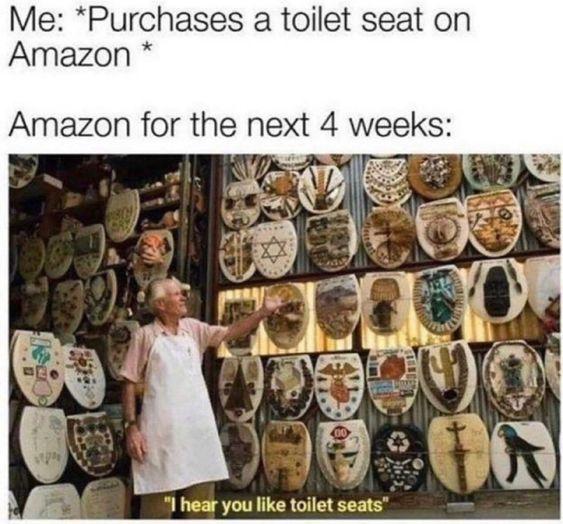 Peep the Jewish toilet seat