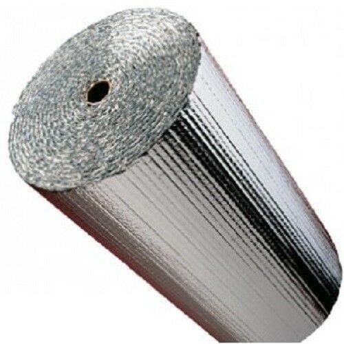 Details About Reflectix Double Bubble Foil Insulation 16 X 25 R7 R21 Energy Star Qualified Foil Insulation Reflective Foil Insulation Window Insulation