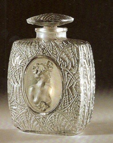 René Lalique - flacon de parfum