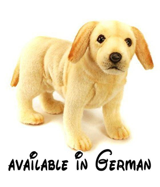 Standing Labrador Plush Soft Toy By Hansa 35cm 4713 By Hansa Standing Labrador Plush Soft Toy By Hansa 35cm 4713 Toy Toys And Games Wolle Kaufen
