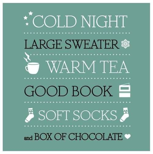 This sounds a perfect night to me :))