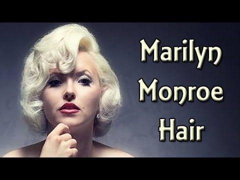 Frisuren a la marilyn monroe