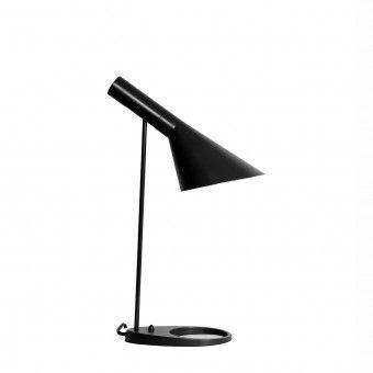 Arne Jacobsen, AJ Table Lamp - Black