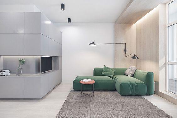 Soggiorno minimal 01 | Home design | Pinterest | Interiors