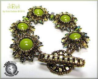 deEva - beaded jewelry: K 88 - Nasse