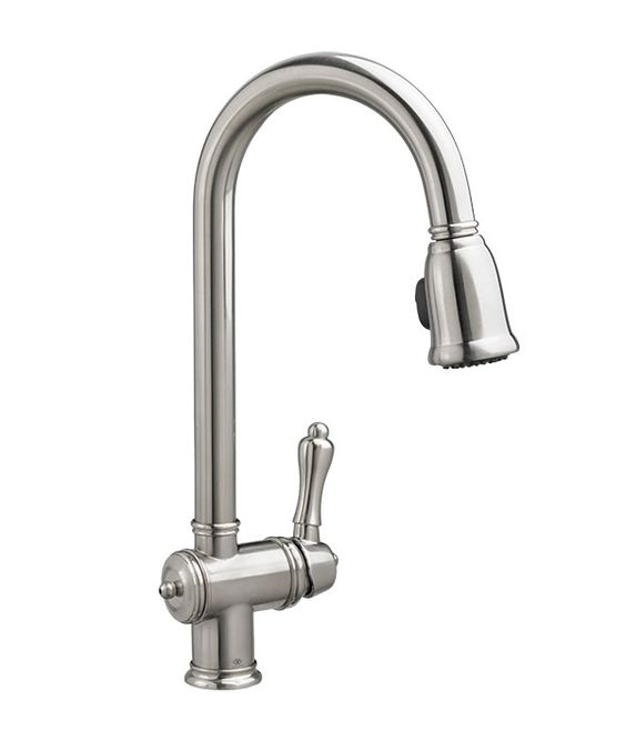 Victorian Pull-Down Kitchen Faucet from DXV, D35402300.110