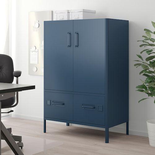 Meubles De Rangement Bureau Ikea En 2020 Meuble Rangement Bureau Meubles De Rangement Mobilier De Salon