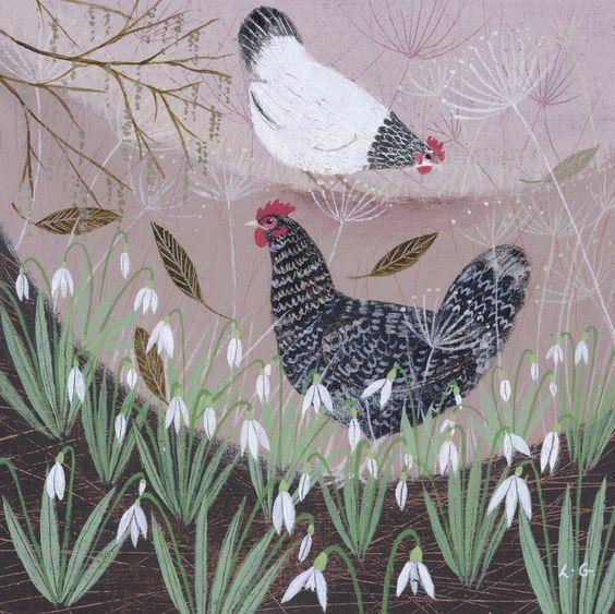 Homes & Gardens Portfolio | Lucy Grossmith | Heart To Art