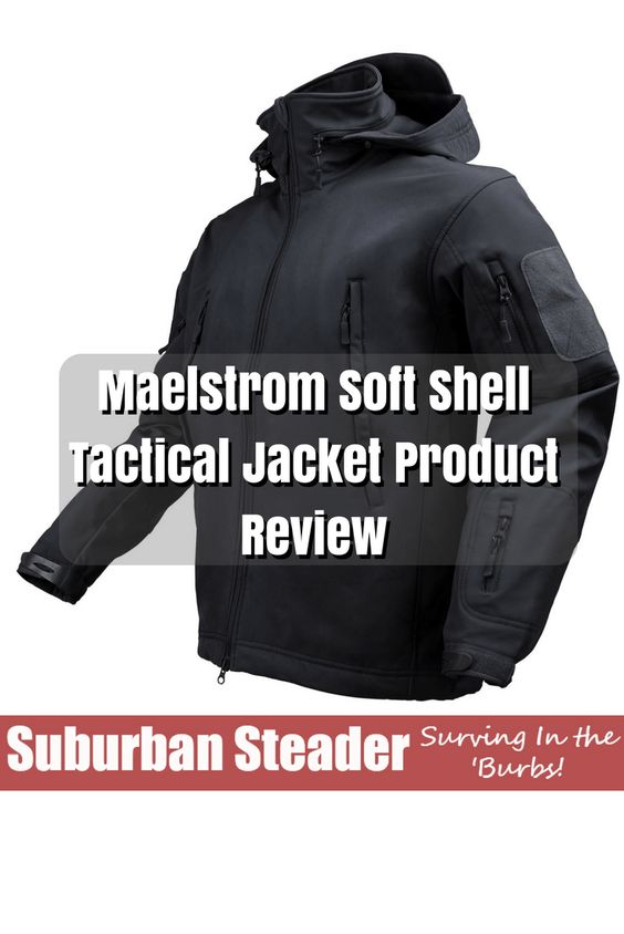 The bottom line on the Maelstrom Soft Shell Tactical Jacket is that it is a durable, weatherproof jacket that is at home in the field (whatever that means for you) or on the way to the office. It is quite warm (I've worn it in below freezing temps without issue) and definitely holds up to the rain (I wore it to work during a three-day spell where I think Noah was getting ready to set sail and I was dry as a bone each day). As mentioned, it looks good with a pair of jeans or dress pants.