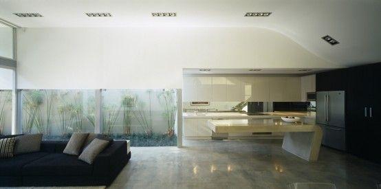 Modern Minimalist Beach House – Wave House by Tony Owen NDM   Home Decor