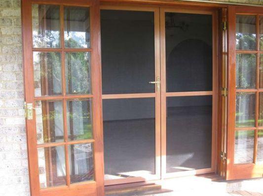 French Doors Screen Door Kit Sliding Doors Exterior French