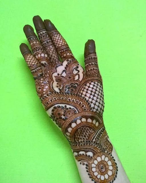Find best Mehendi Design ideas on HappyShappy