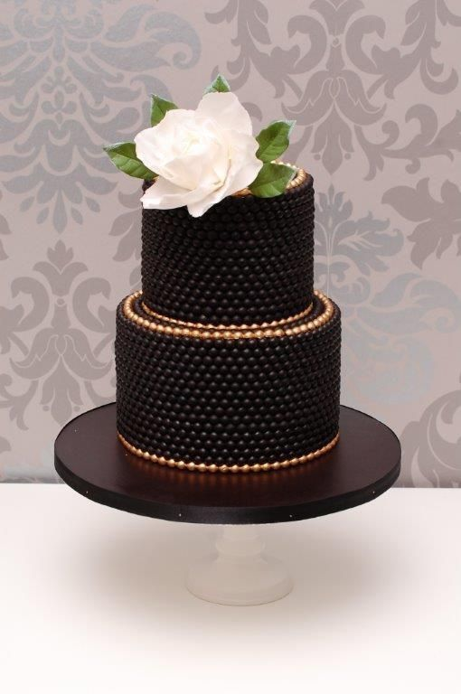 40 Unique Black Wedding Cakes Design And Ideas Page 44 Of 49