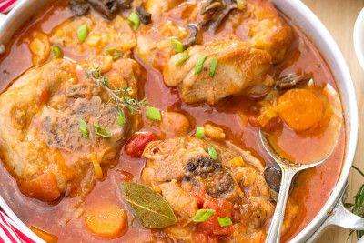 Osso Bucco De Dinde Recipe Meat Steak Ethnic Recipes Food