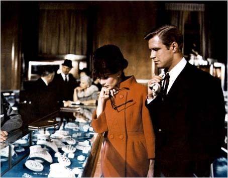 Desayuno con diamantes : Foto Audrey Hepburn, George Peppard: